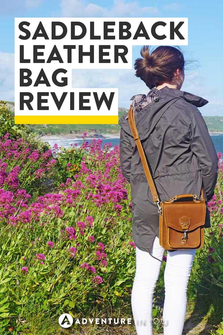 saddlebackleather bag review