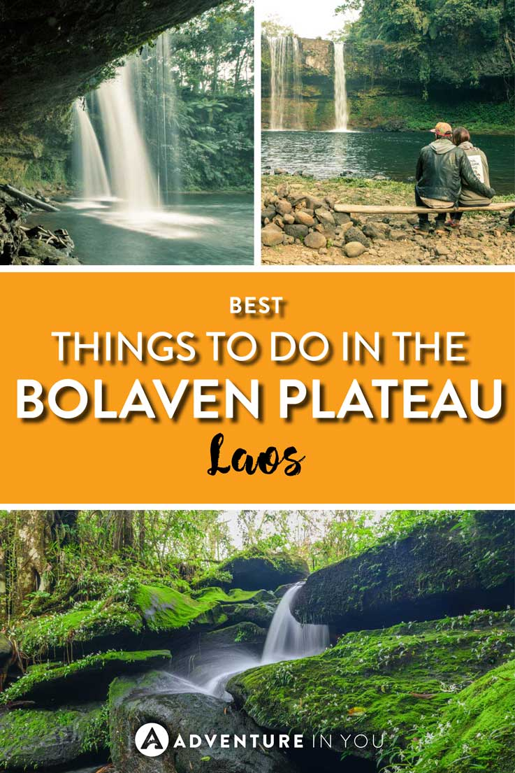 Laos | Looking for what to do in the Bolaven Plateau in Laos? Here are our top tips for exploring this beautiful untouched region in Laos
