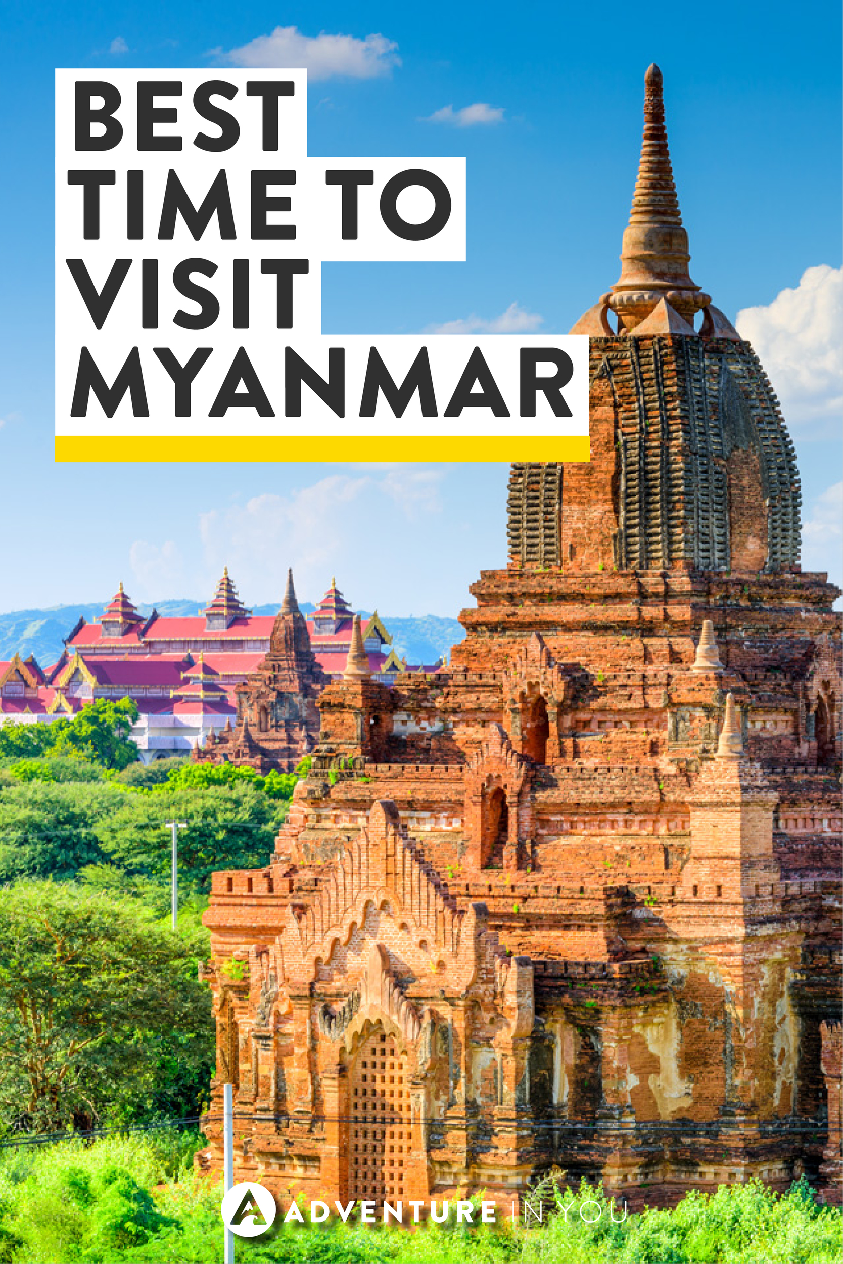 Myanmar Travel | Looking for tips on the best time to visit Myanmar? Take a look at our detailed guide on the best places to visit, when to go, and the weather in those regions