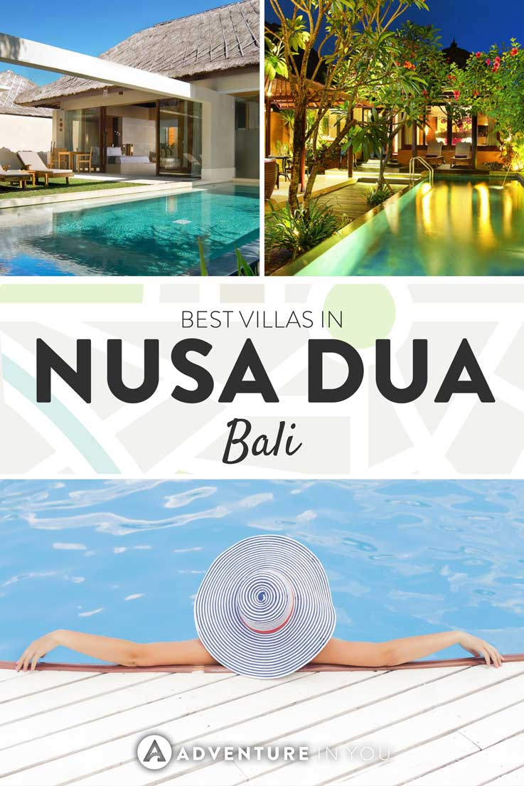 Nusa Dua Bali | Looking for the best villas in Nusa Dua, Bali? Here are a few of our top recommendations on where to stay in Nusa Dua.