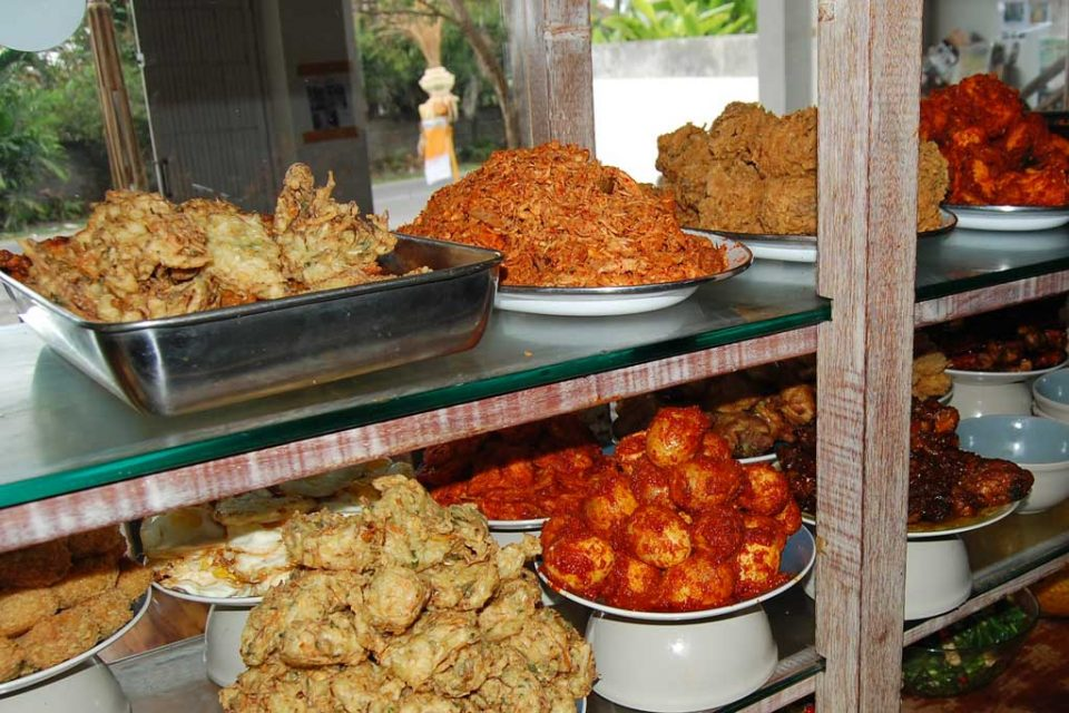 canggu food