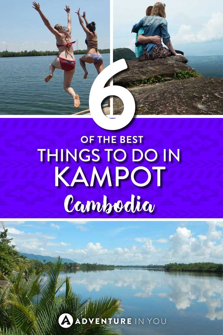 Kampot Cambodia | Looking for ideas on things to do in Kampot? Take a look at our guide for ideas on the best things to do and where to stay.