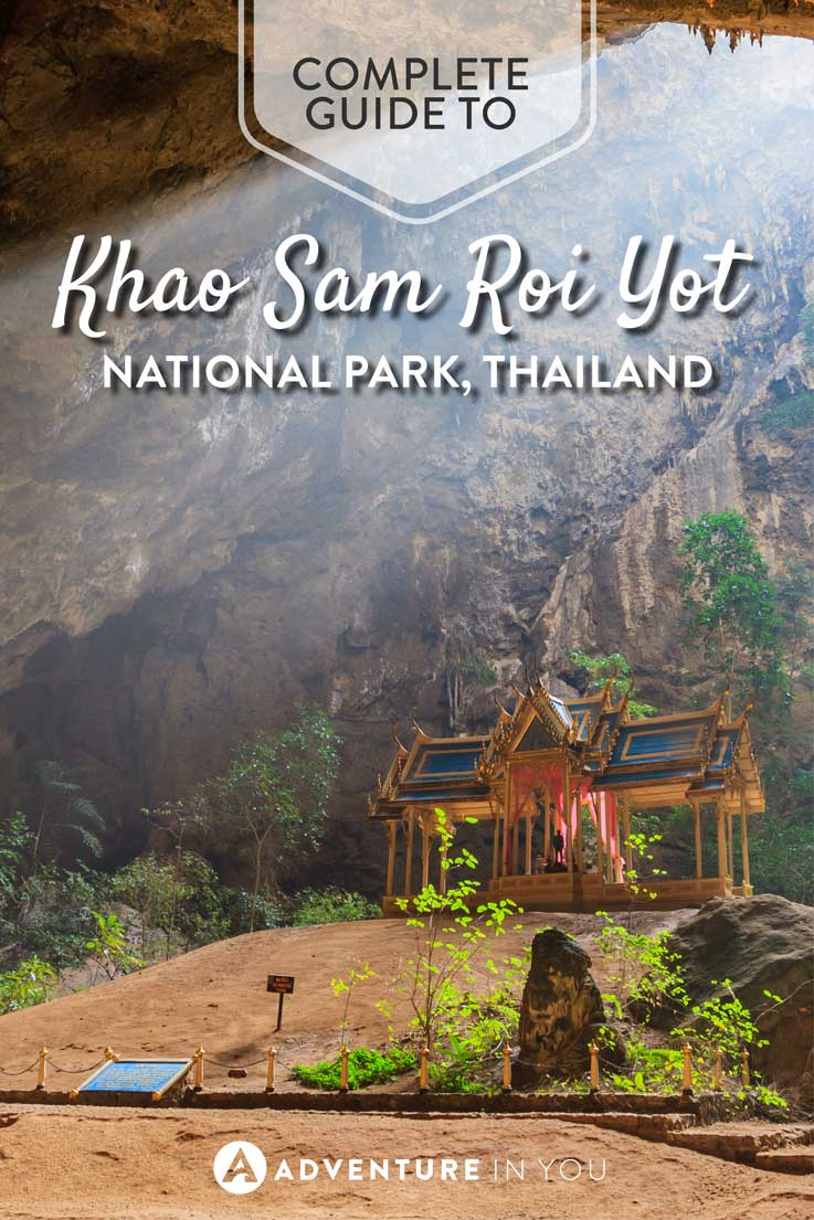 Thailand National Park | Looking for fun day trips from Bangkok? Head to Khao Sam Roi Yot National Park, a place full of nature. From stunning caves, beautiful hikes, and so much more, a visit here is highly recommended.
