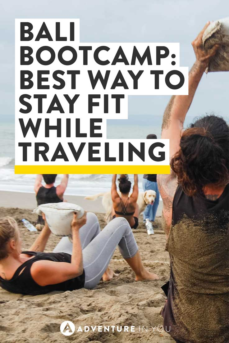 Bali Bootcamp | Looking for ways to stay fit while on the road? Bali Bootcamps are a great way to exercise, start your morning, and get fit. These fitness classes are in Canggu, Sanur, and Nusa Dua.