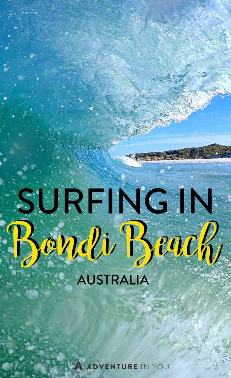 Surfing Australia Ever Wanted To Try Your Luck In The Famous Bondi Beach