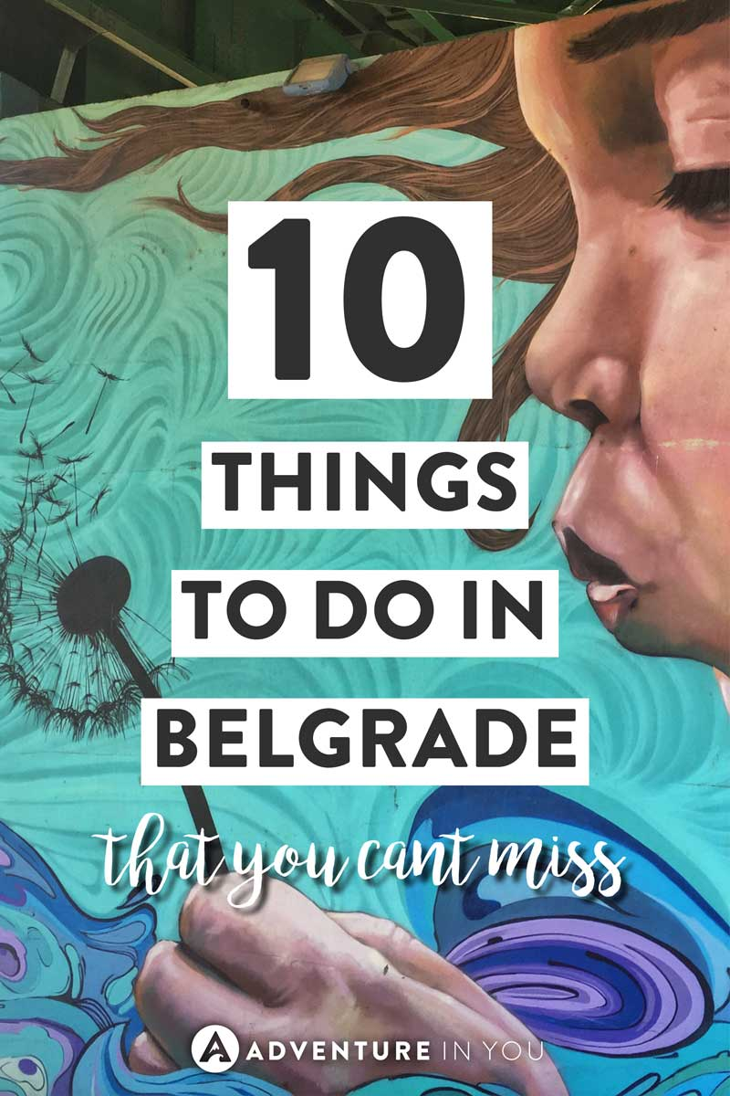 Belgrade, Serbia | Looking for interesting things to do in Belgrade? Here's a list of a few of my favorite things to do in this Eastern European destination. Belgrade is huge party capital and has heaps to do from boat parties, picnics, to food tours.