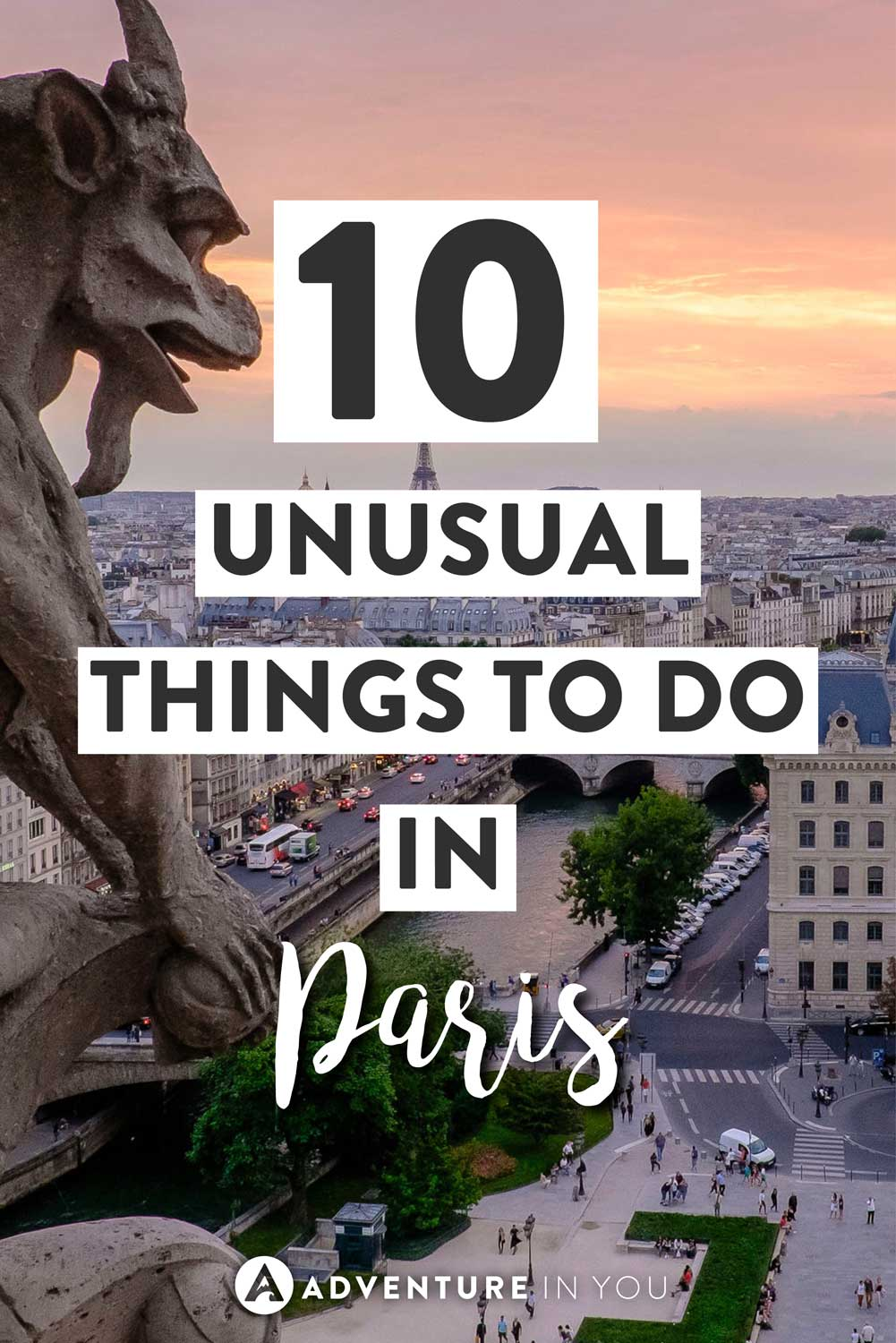 Paris Travel | Looking for unusual things to do in Paris? Check out this guide on the best things to do in Paris aside from museums and shopping.