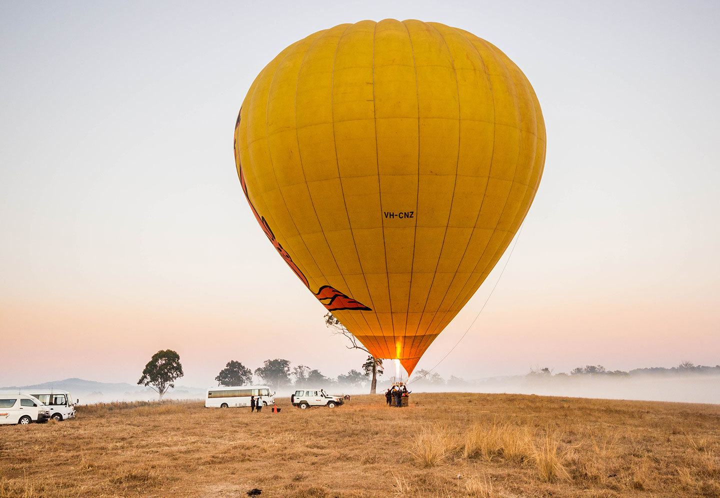 Gold Coast Hot Air Balloon