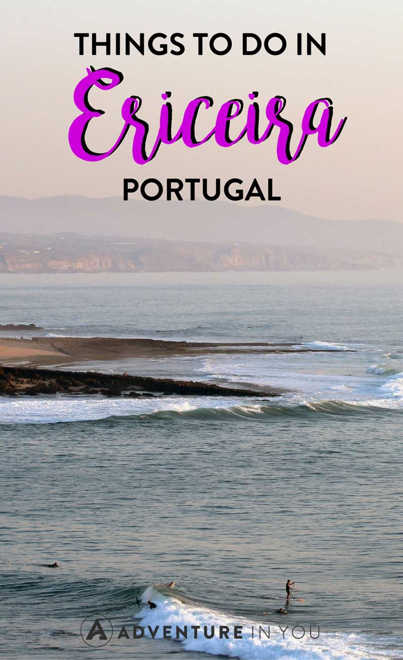 Ericeira Portugal | Looking for things to do in Ericeira? Here are my top recommendations. Located a few hours away from Lisbon, Ericeria has heaps of things to do and is worth exploring. #Ericeira #Portugal