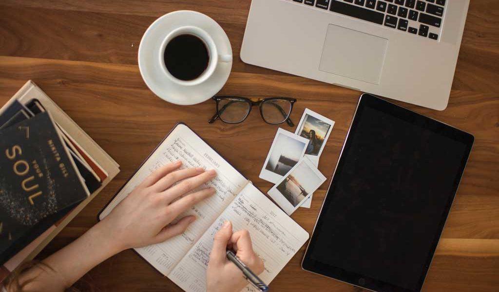 blogging diary