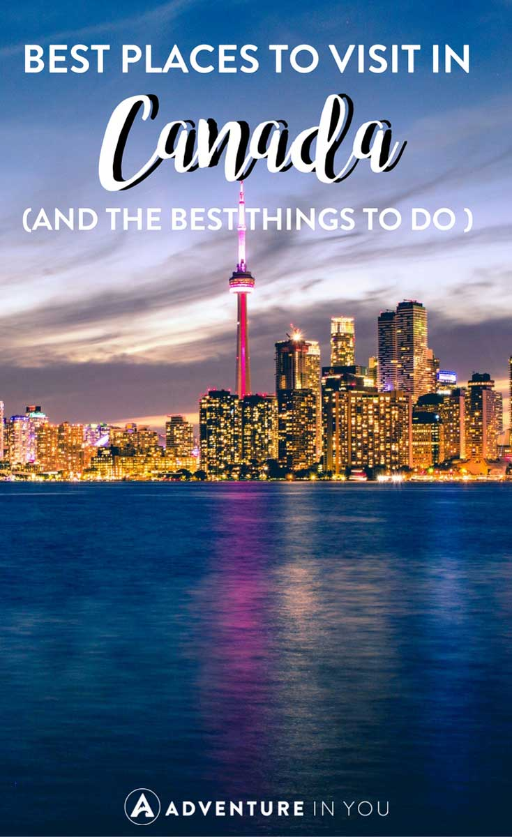 Canada Travel | Looking for the best things to do in Canada as well as best places to visit? Here's my guide on my home country and all the awesome things to do in the area. #canada