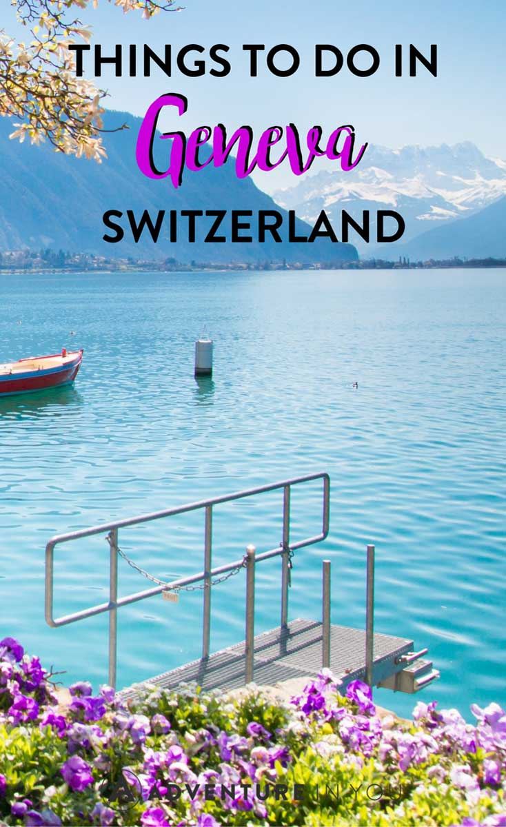 Geneva Switzerland | Heading to Geneva Switzerland? Take a look at our top recommendations on things to do in Geneva.