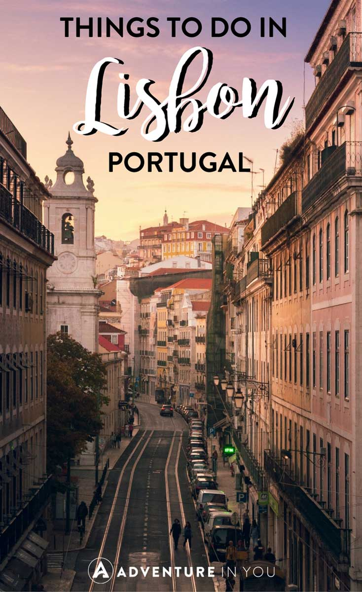 Lisbon Travel | Heading to Lisbon Portugal? Check out my guide on the best things to do in Lisbon. From the best restaurants and the best viewpoints, Lisbon is a city that has it all. #lisbon #portugal