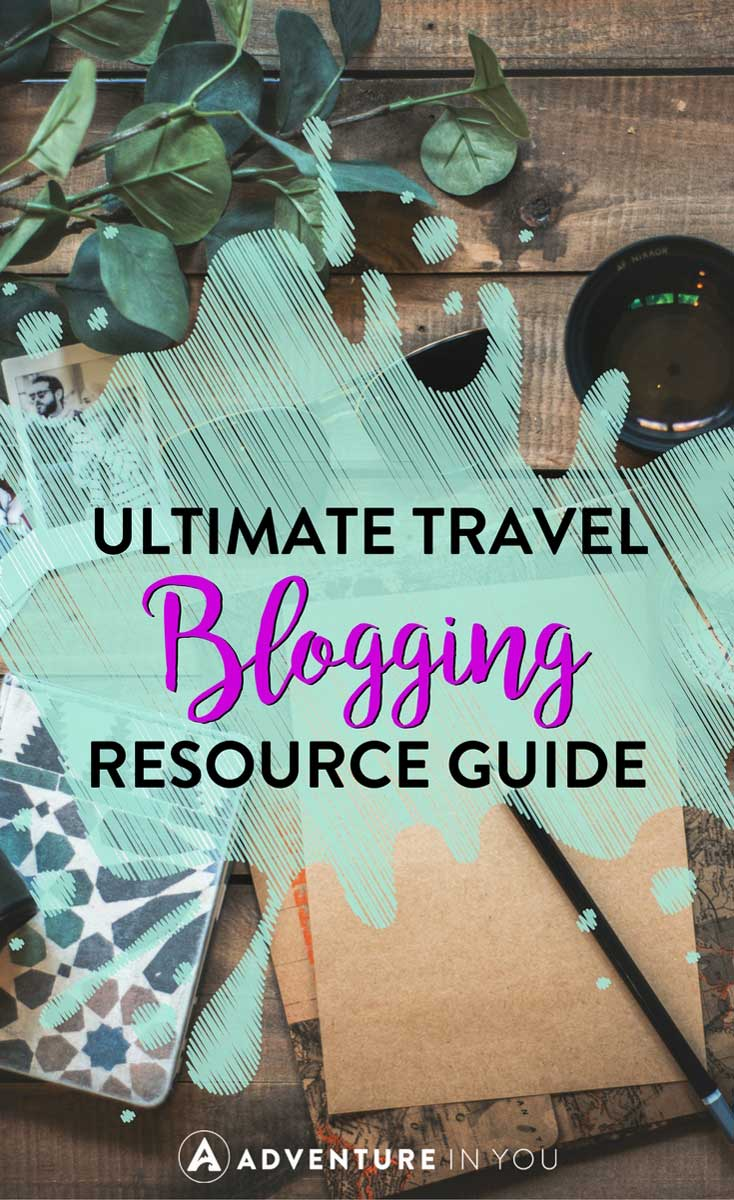 Travel Blogging | Looking to start travel blogging but don't know where to start? Check out this ultimate travel blogging resource guide which has tips on the best plugins, social media management tools, photo websites, and more! Find out how we grew our blog into a successful business using these tools and tricks