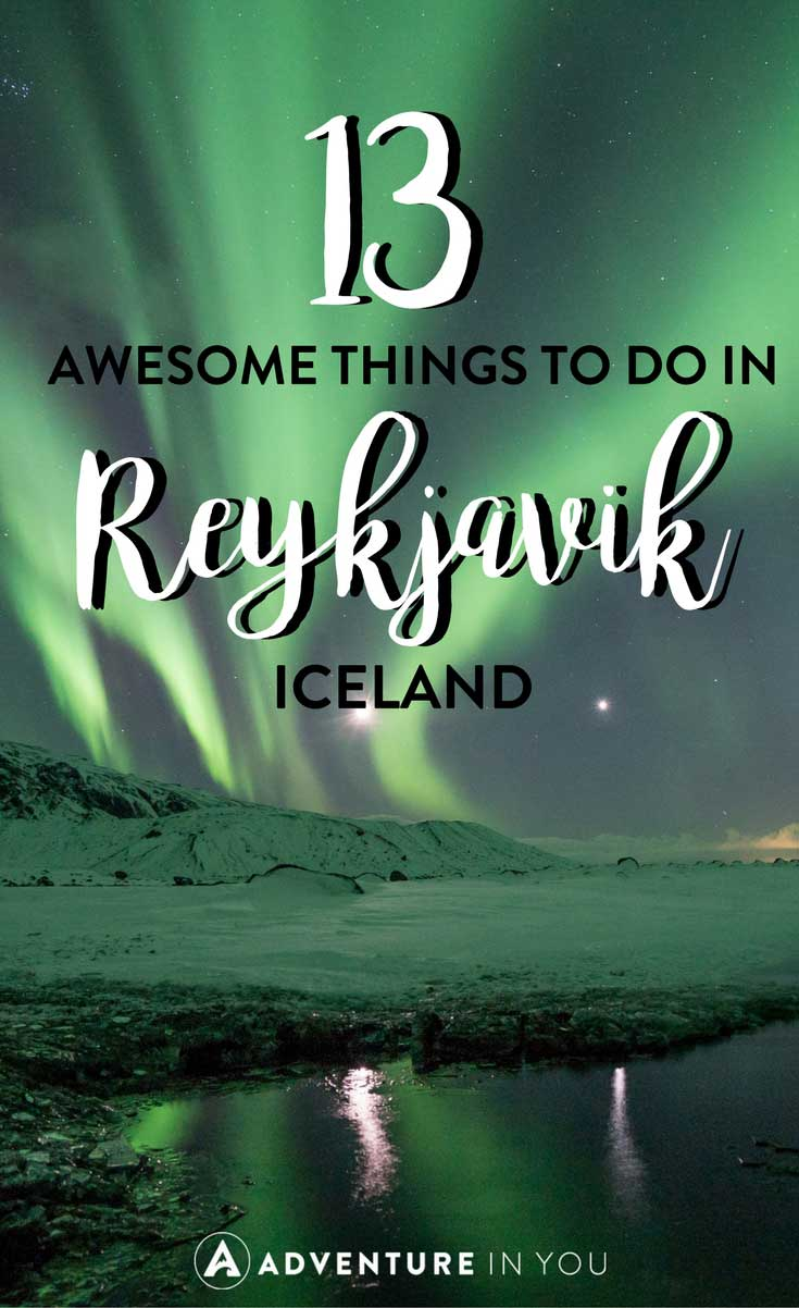 Reykjavik Iceland | Planning a trip to Reykjavik? check out our suggestions on what to do, where to stay, and the best things to see. #reykjavik #iceland