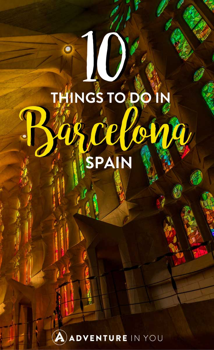 Barcelona Spain | Looking for things to do in Barcelona? Take a look at my article featuring the best things to do, places to see and more. #barcelona #spain