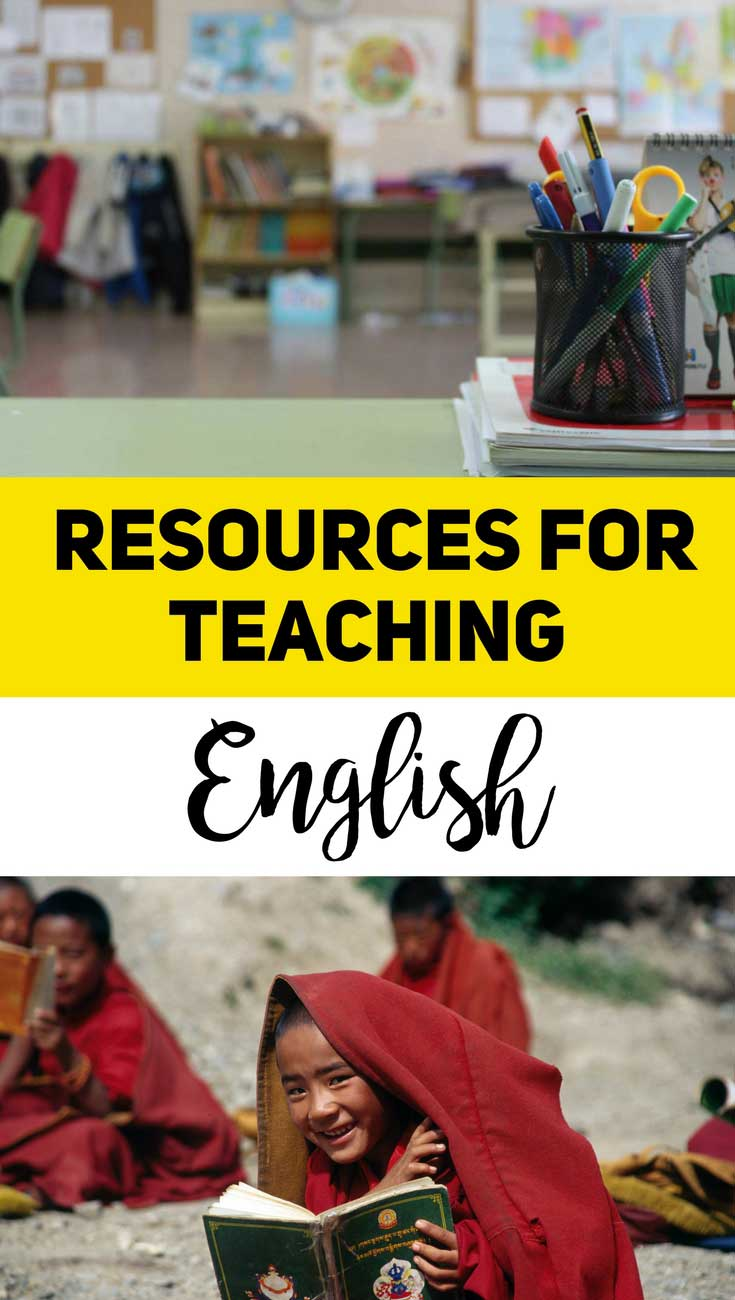 Teaching English Abroad | Are you looking for tips and resources on how to Teach English Abroad? Here are our top tips and resources. #tefl #teachingenglish