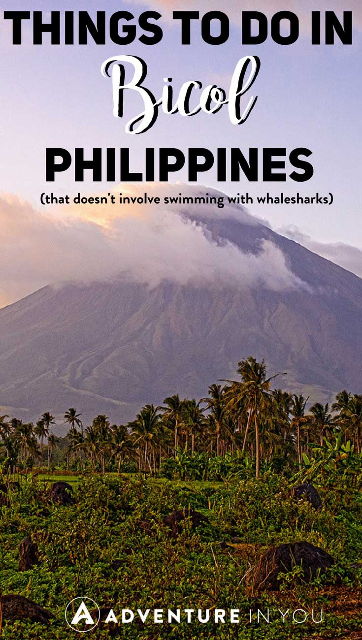 Bicol Philippines | Looking for things to do in Bicol? Take a look at these awesome activity suggestions on what to do in this fun region in the Philippines #bicol #philippines #travel