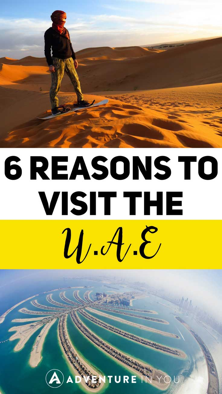 UAE Adventures | Looking for things to do in the UAE? Here's a compilation of a few of the best adventures in the UAE and why visiting them is a must for adventure seeking travelers #uae #dubai