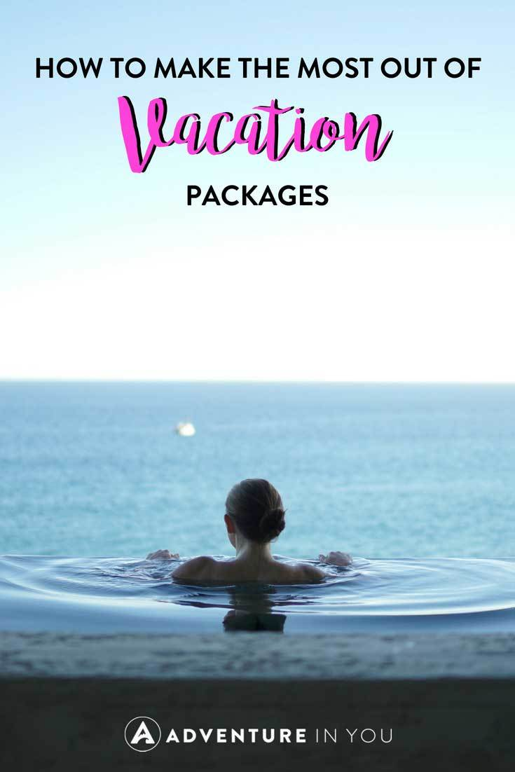 vacation packages | here are a few tips to help you make the most out of all inclusive vacation packages.