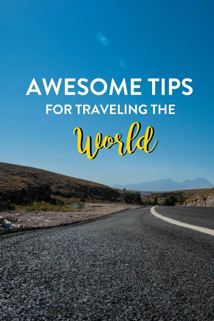travel tips | looking for tips on how to travel the world while having an awesome time? Here are some useful tips to help you from getting a sim card, doing your research, to booking your flight #traveltips