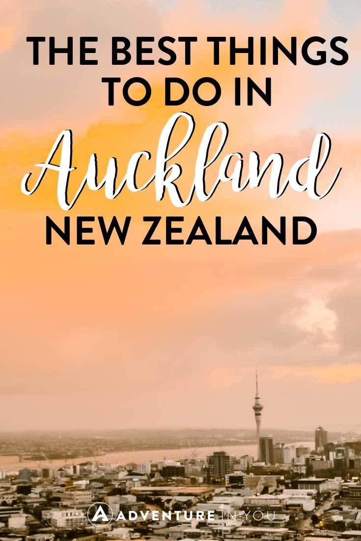 Things to do in Auckland New Zealand | Looking for the best things to do in Auckland? Take a look at our full list of recommended activities #auckland #newzealand