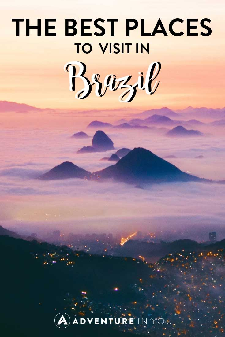 Places to Visit in Brazil | Looking for tips on the best places to visit in Brazil? Here are our top picks to make sure you don't miss out on the best things to do. #brazil #southamerica
