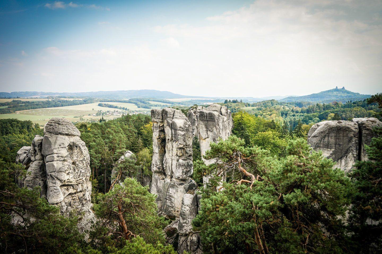 bohemian paradise rocks