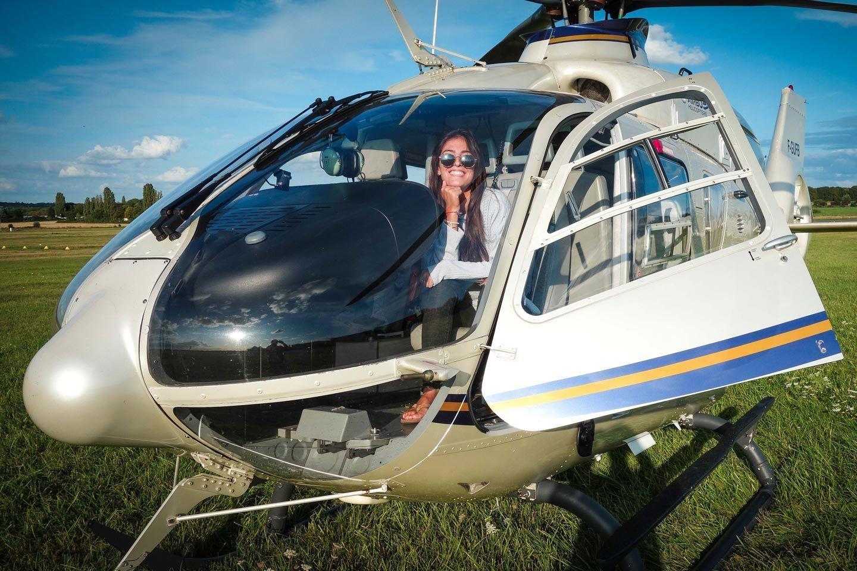 paris helicopter tour