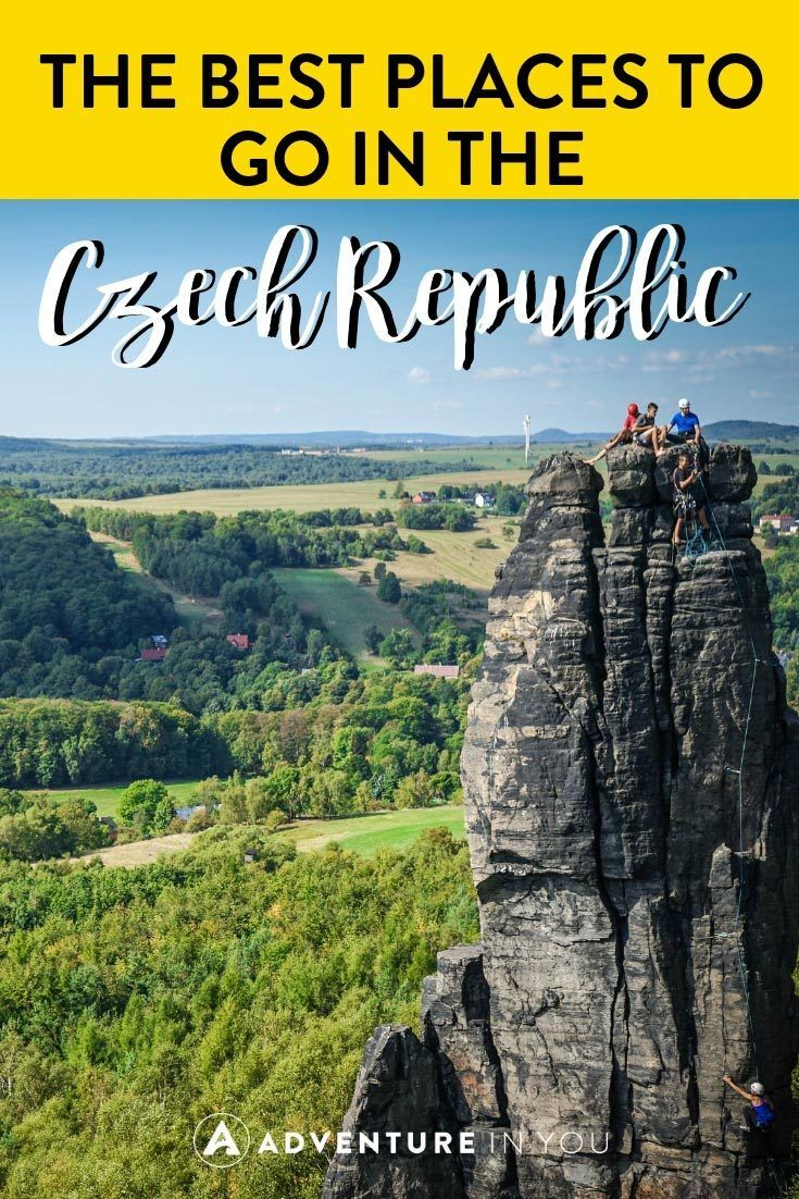 Places to Vist in the Czech Republic | Looking for ideas on the best places to go in the Czech Republic? Here are our top recommendations including an itinerary on what to do, where to stay, and where to eat