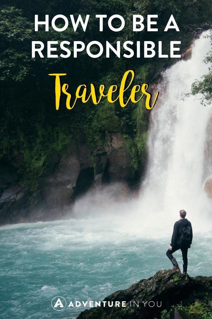 Responsible Travel | Looking for tips on how to be a more eco-friendly traveler? Read our article on responsible travel and how to make changes to your travel style today. #gogreen #responsibletravel