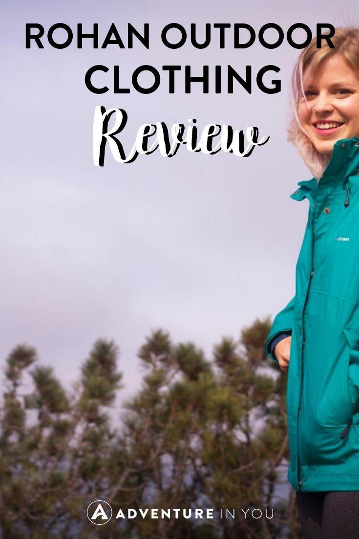 Rohan Outdoor Gear Review | Looking for outdoor gear for hiking and other active sports? Take a look at our review for Rohan Clothing. #gear