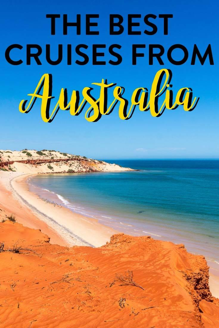 Australia Cruises | Looking for ideas on cruise ships that sail from Australia? Here are our top picks for luxury cruise ship destinations. #australia #cruiseship