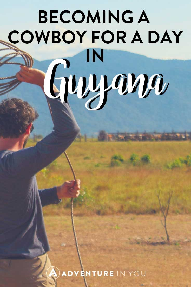 Guyana Culture | Ever wanted to live out your cowboy fantasies? You can do just this in Guyana where you can visit working ranches to see this part of their culture.