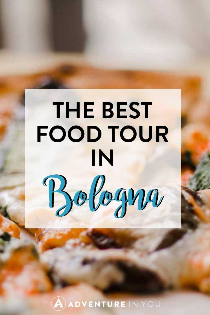 Bologna Food Tours | Looking for the best food tour to do while in Bologna? Take a look at our full review. #bologna #italy