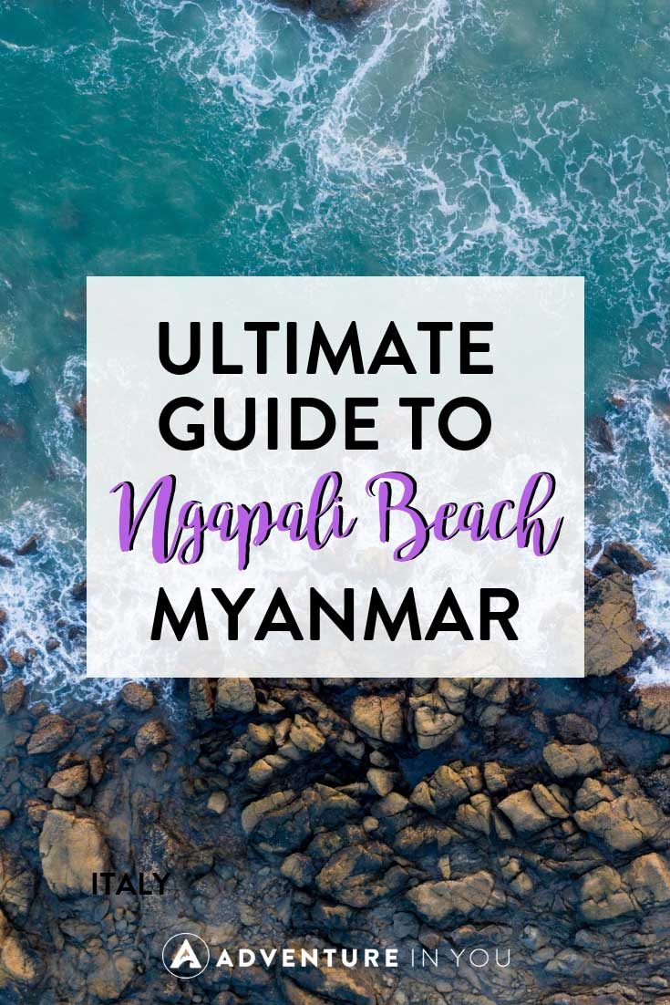 Ngapali Beach Myanmar | Looking for things to do in Myanamr? Check out our guide to Ngapali beach featuring what to do, where to stay, and more. #myanmar