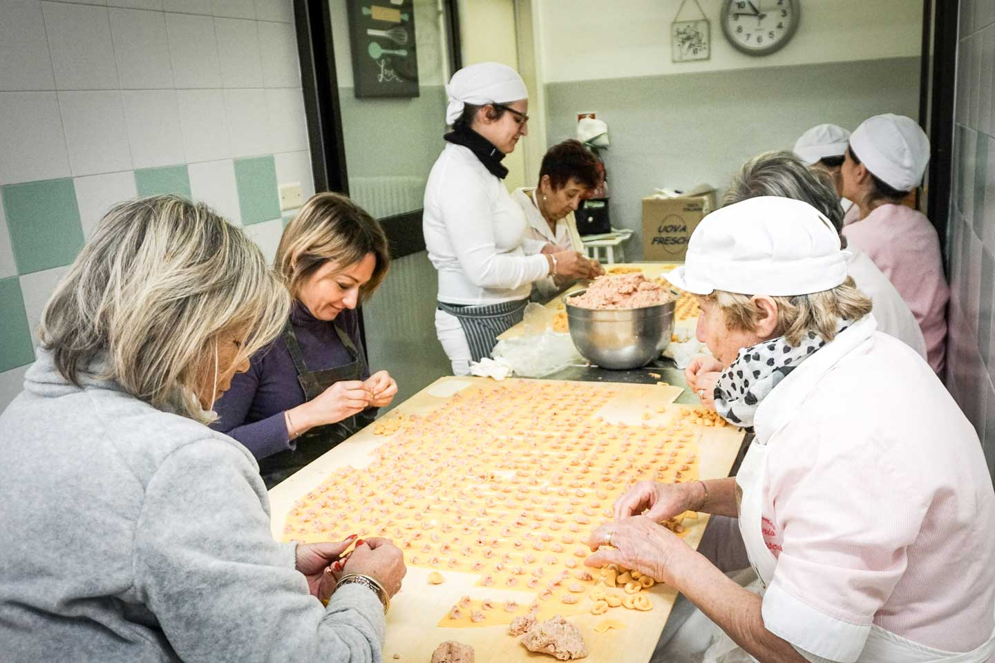pasta making classes