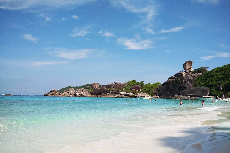 similan island national park