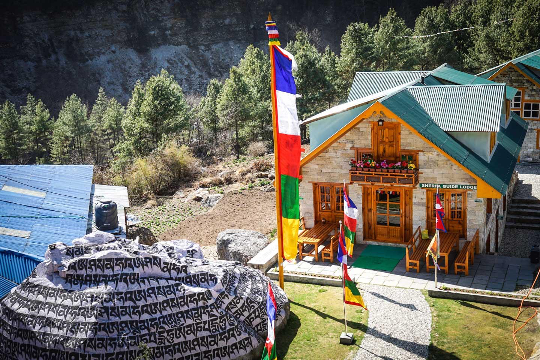 teahouses everest base camp