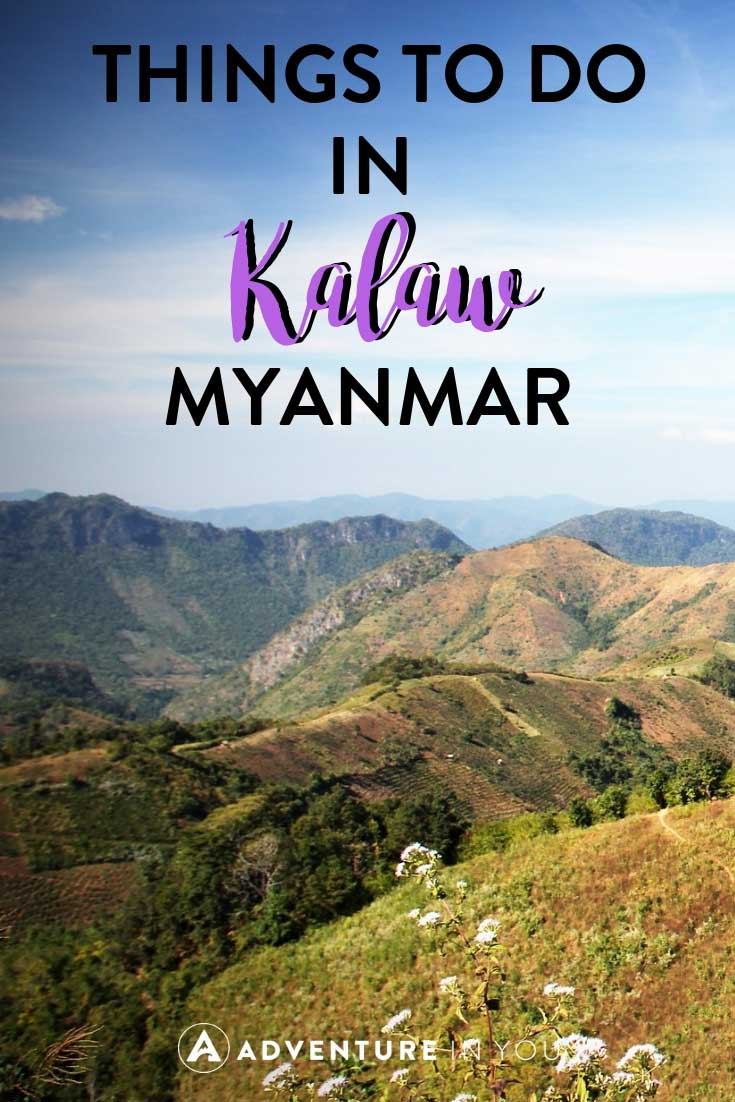Things to Do in Kalaw | Looking for what to do in Kalaw, Myanmar? Here are our top tips on the best things to do. #kalaw