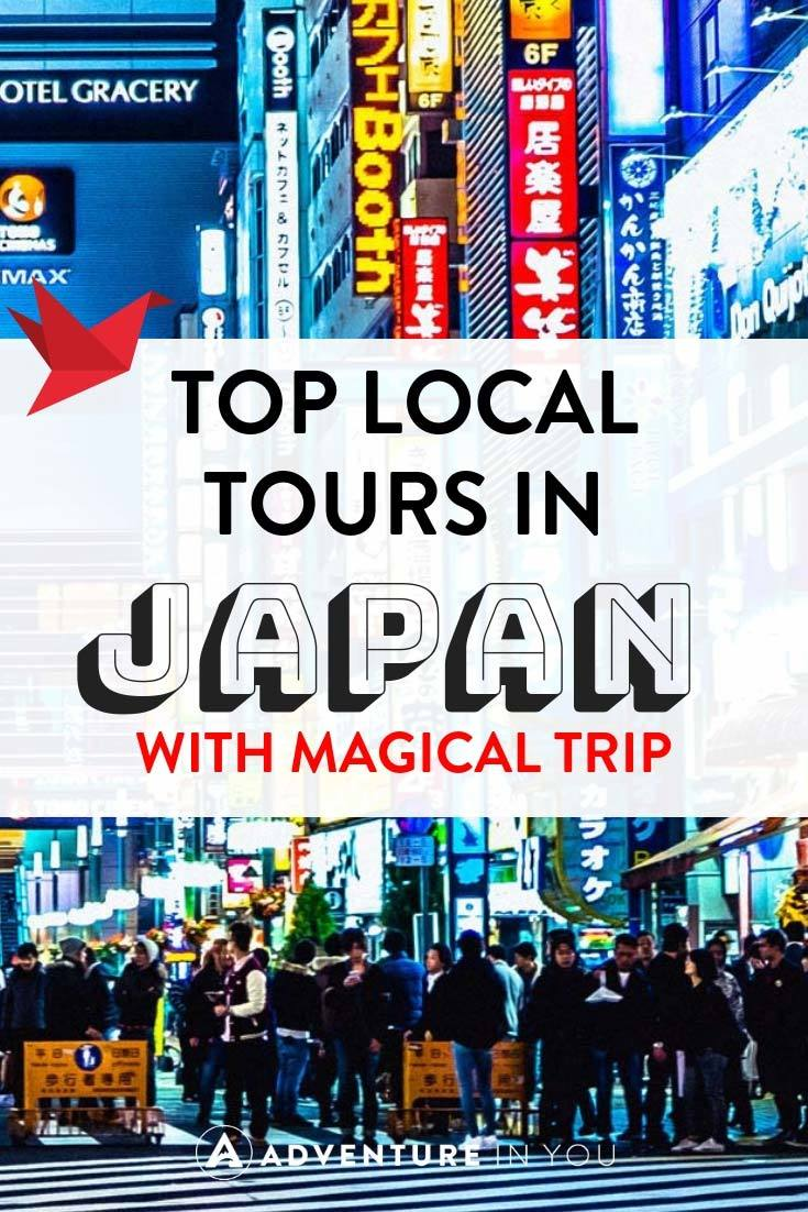 Looking for some local tours in Japan? Read about our full experience going on pub crawls, food tours, and more with Magical Trip. #japan #tokyo #kyoto