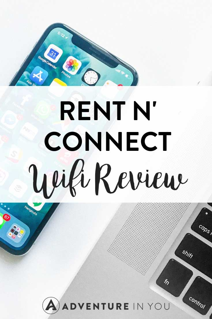 Wifi Box Review | Looking for a wifi device to take with you when traveling? Take a look at Rent n' connect and read our full review. #wifieurope #traveltips