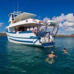 Danubio Azul boat