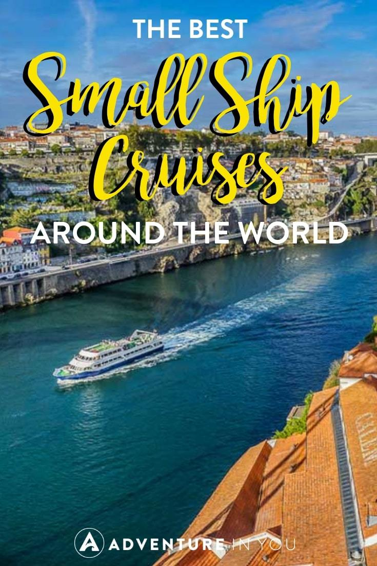 Best Small Ship Cruises | Searching for a new way to vacation? Check out all the different places you can go with a small ship cruise. #cruise #smallship #discover #explore