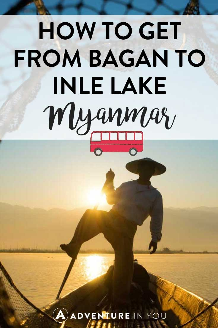Bagan to Inle Lake | Wondering how to get to Inle Lake? Here are a few of our recommended transport options from Bagan to Inle Lake Myanmar #myanmar