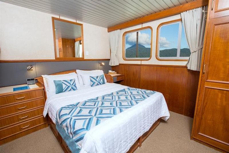 coral expeditions ii cabin