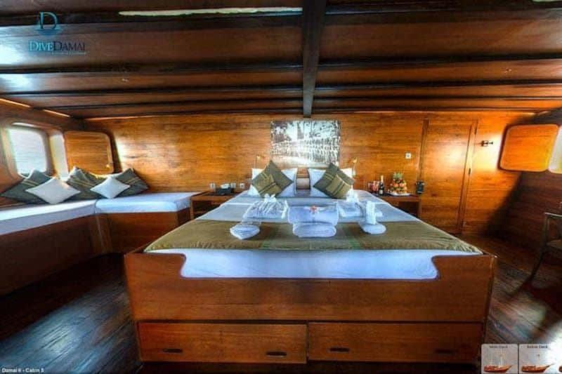 Room on the Damai II