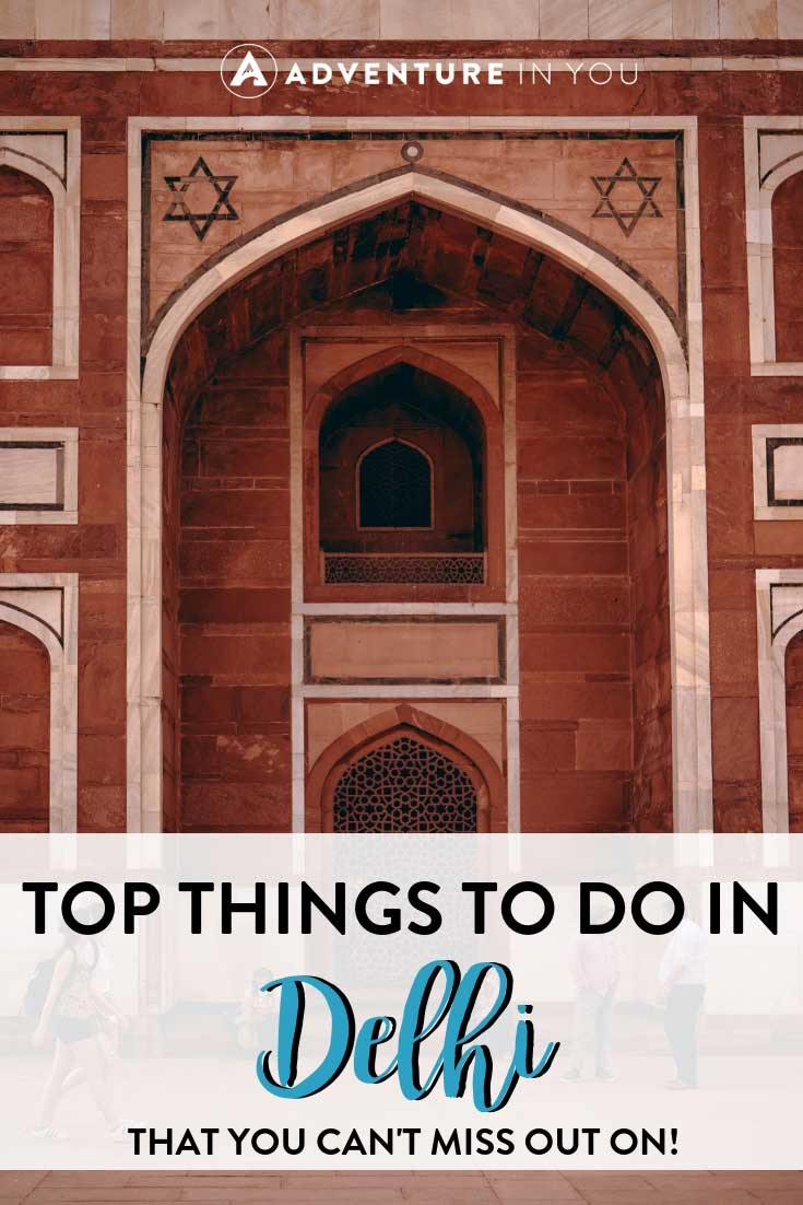 Delhi India | Looking for things to do in India? Check out this article featuring the best places to visit in Delhi #delhi #india