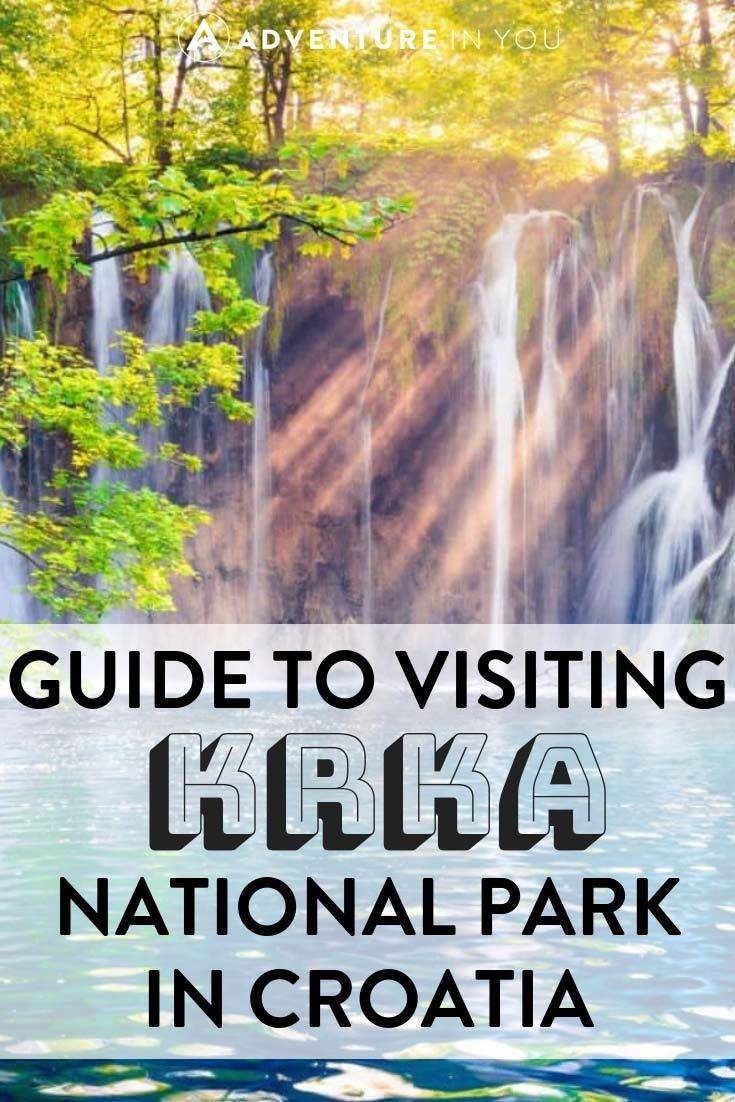 Croatia | Heading to Krka National Park in Croatia? Here are our top tips #croatia