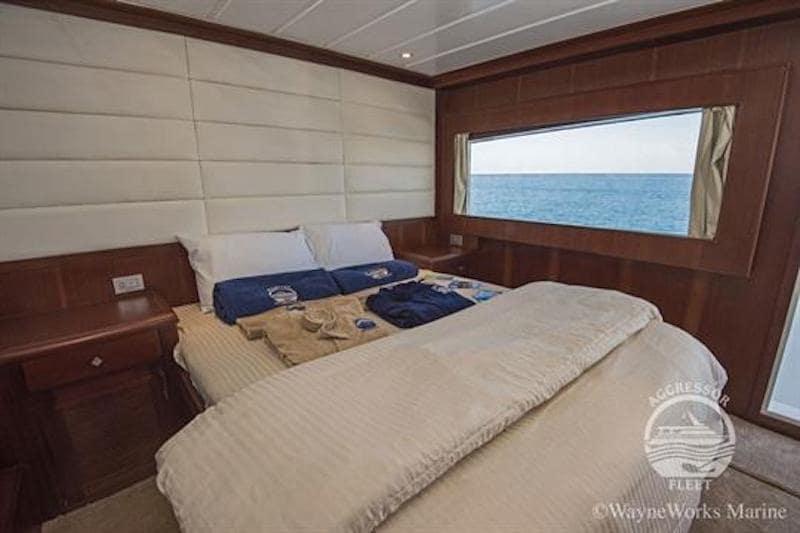 maldives aggressor ii cabin